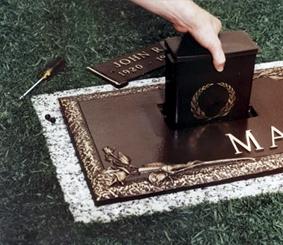 cremation niche