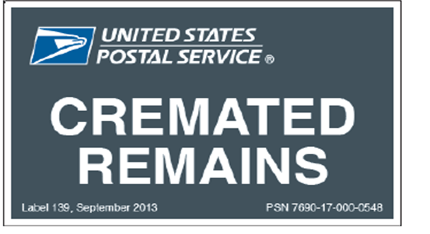 Shipping Cremated Remains Archives -