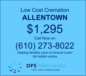 Direct cremation in Allentown PA
