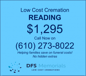 Simple cremation Reading PA
