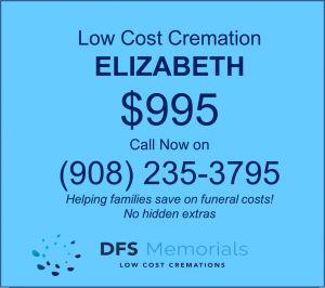 Low cost cremation in Elizabeth, NJ