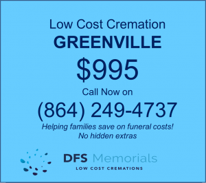 Cremation in Greenville SC