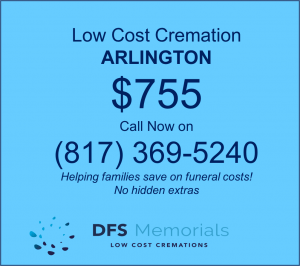 Direct Cremation in Arlington