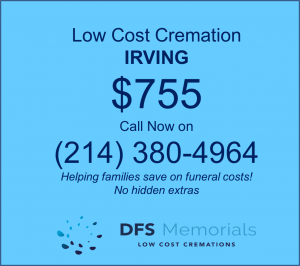 Direct Cremation in Irving, TX