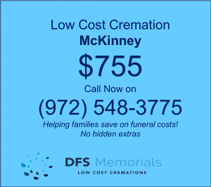 Direct Cremation in McKinney