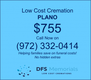 Direct Cremation in Plano, TX