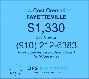 Direct cremation in Fayetteville, NC