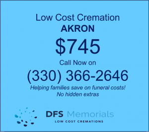 Direct cremation in Akron OH