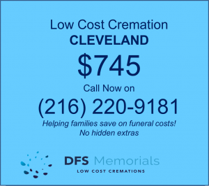 Direct cremation in Cleveland, OH