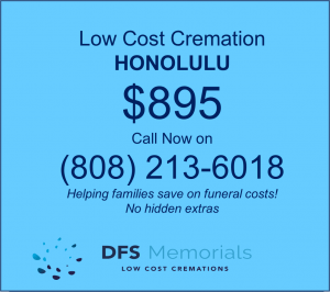 Direct cremation in Honolulu, HI