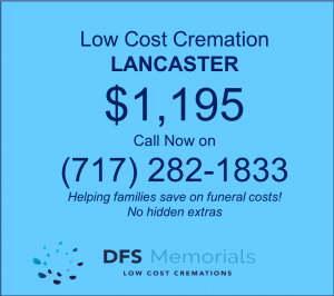 Direct Cremation in Lancaster, PA