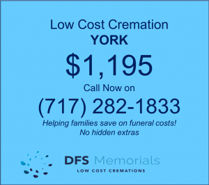 Direct Cremation in York, PA