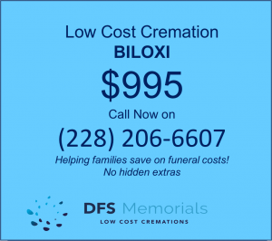 direct cremation in Biloxi MS