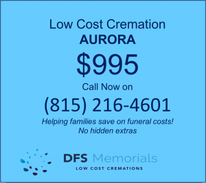 Simple cremation Aurora IL