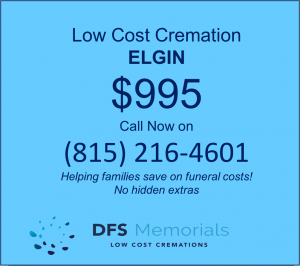 Simple cremation service Elgin IL