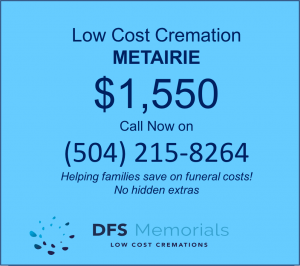 Cremation Services Metairie, LA