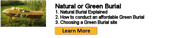 Green Burial or Natural Burial