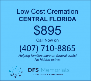 Cremation services Central Florida