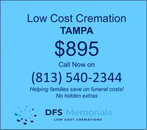 Cremation service Tampa FL