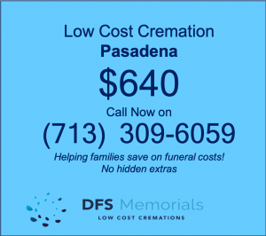 Direct Cremation in Pasadena, TX