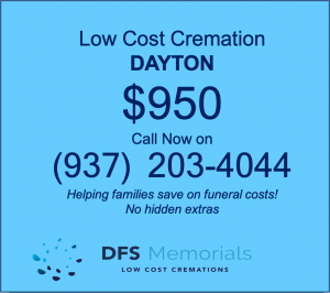 Low cost cremation Dayton OH