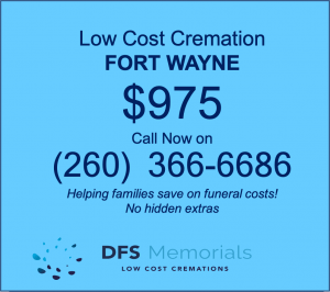 Cremation costs Fort Wayne IN
