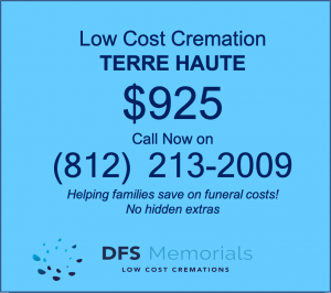 Simple cremation Terre Haute IN