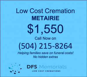 Direct Cremation in Metairie