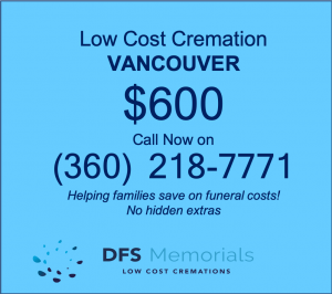 Cremation cost Vancouver WA