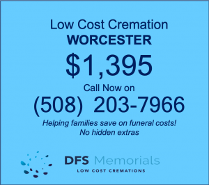 Direct cremation Worcester MA