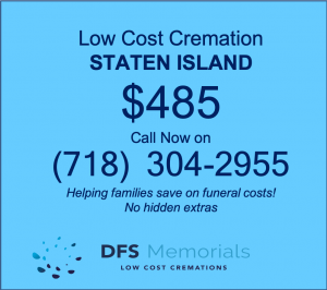Cremation cost Staten Island NY
