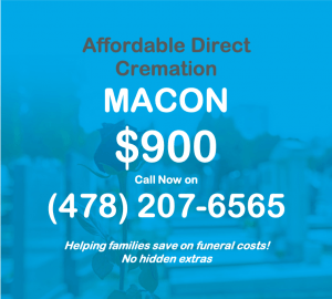 Direct cremation Macon GA