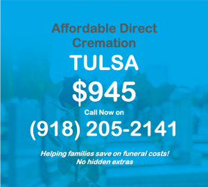 Direct cremation Tulsa OK