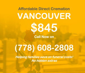 Direct cremation Vancouver BC