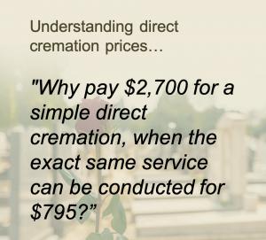 Best value cremation