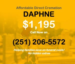 simple cremation daphne