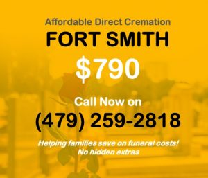 Direct cremation service Fort Smith